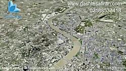 ویدیو معرفی بخش هایی از شهر لندن