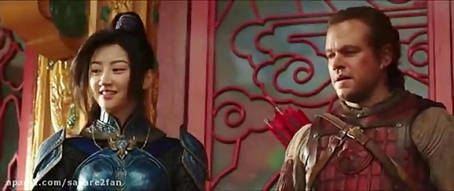 سکانس جذاب فوق العاده تماشایی فیلم سینمایی افسانه ای