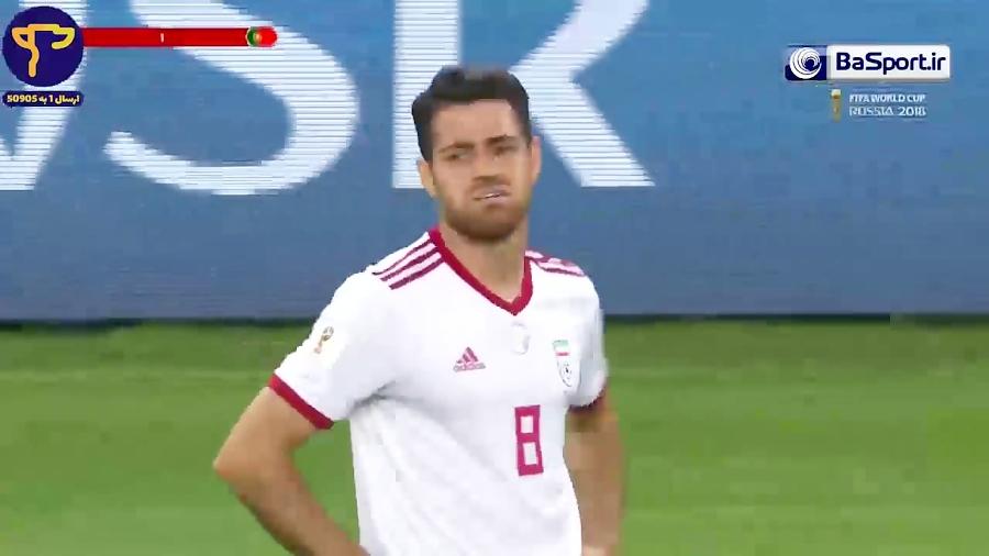 دانلود اپ پوریا پوتک فیلم: اشک و بهت بازیکنان تیم ملی و کیروش پس از بازی با ...