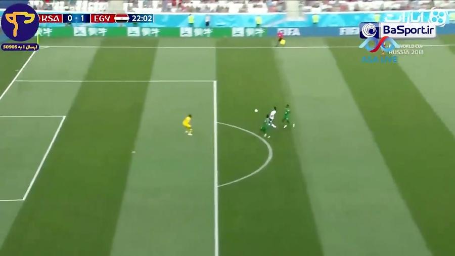 خلاصه بازی عربستان 2-1 مصر (ترکی)