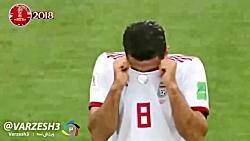 اشک های بی امان بازیکنا...