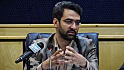 بازدید وزیر ارتباطات از دانشگاه شریف