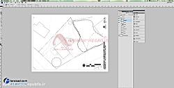 فیلم آموزش راندو سایت پلان در فتوشاپ ( کاربرد فتوشاپ در معماری )