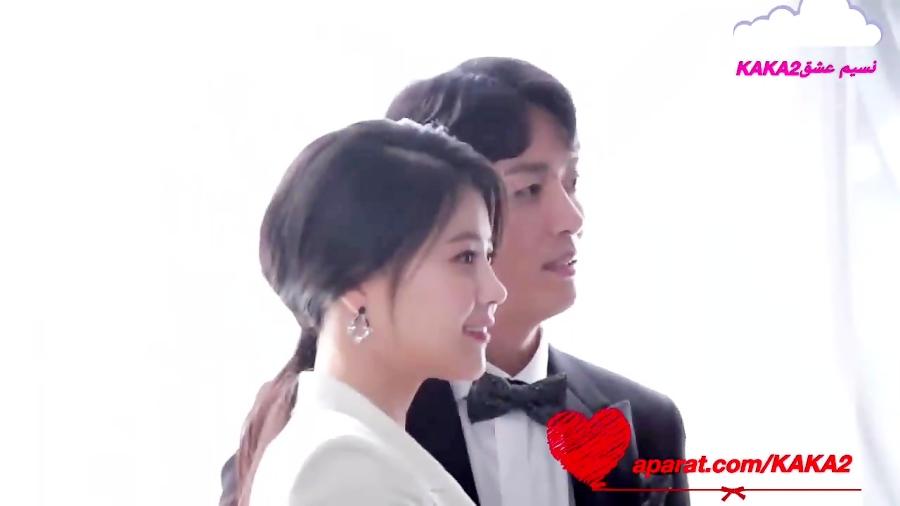 میکس عروس ❤ داماد کره ای با آهنگ میثم خداوردی