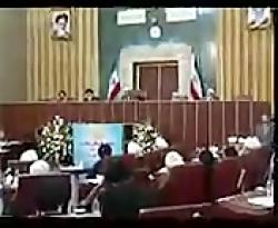 سخنرانی مرحوم هاشمی رف...