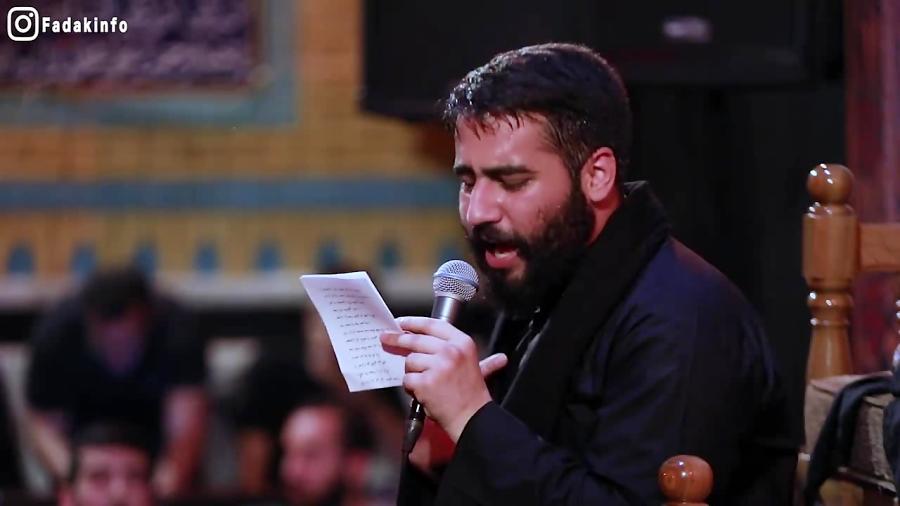 شور (قاصدک بی قرار من برو…) / کربلایی حسین طاهری