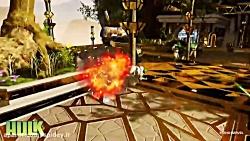 تریلر بازی جدید واقعیت مجازی مارول!