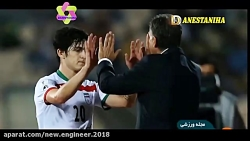 صحبت های سردار آزمون بعد از خداحافظی از تیم ملی ❤