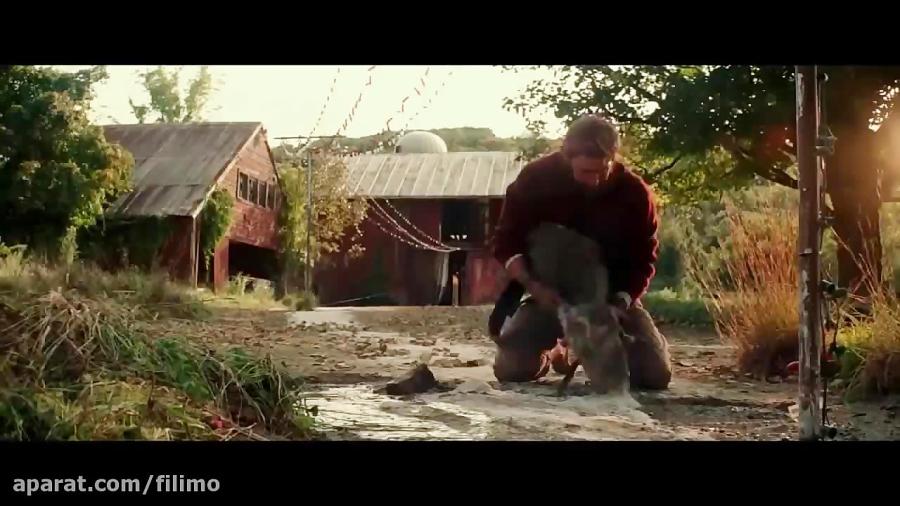 آنونس فیلم سینمایی «مکانی ساکت»