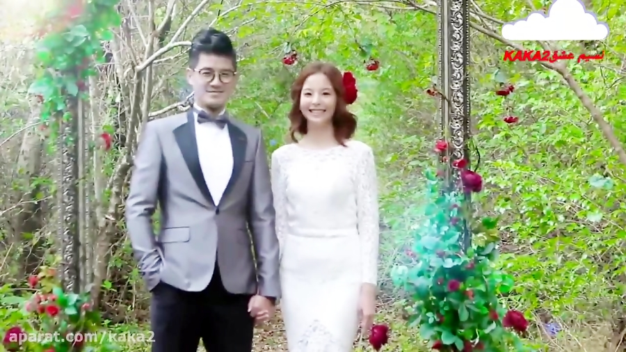 میکس شاد عروس ❤ داماد کره ای | 3 برادر خداوردی ❤ عروسی