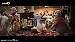 آنونس فیلم سینمایی «پیتر خرگوشه»