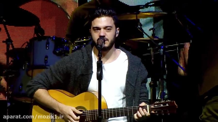 اجرای فوق العاده زیبای ترکی الیاس یالچینتاش