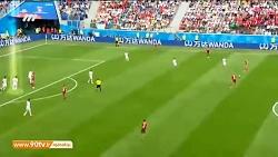 آنالیز عملکرد سید مجید حسینی در جام جهانی ۲۰۱۸
