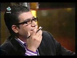 واکنش محمدرضا گلزار به مجری تلوزیون