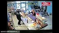 صحنه های قتل در مقابل دوربین مراقبتی-صحنه های دلخراش