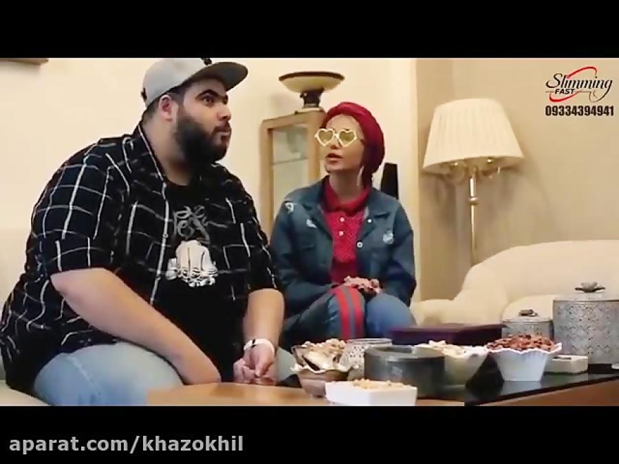 دابسمش جدید ایرانی جدید شیخ حسین توپوله بامزه اینستا