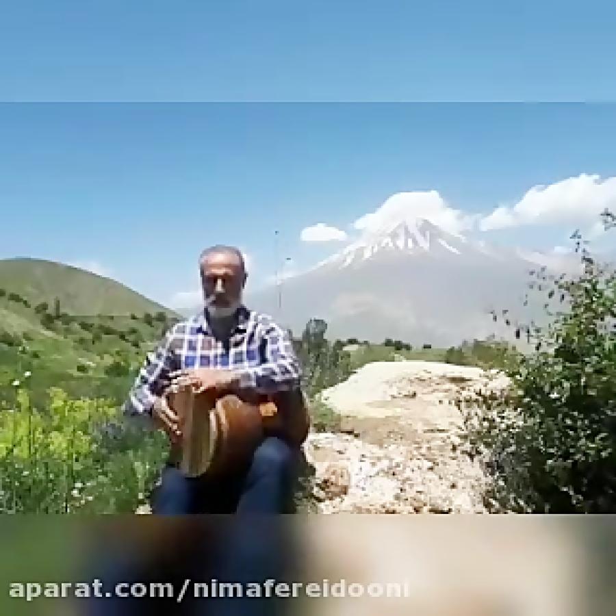 چهارمضراب ابوعطا جلیل شهناز تار امیرعباس صفری تمبک محمد انوری شاد