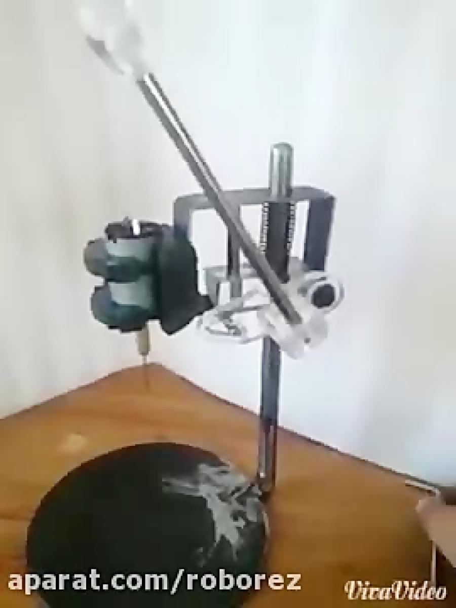 Hommade mini drill