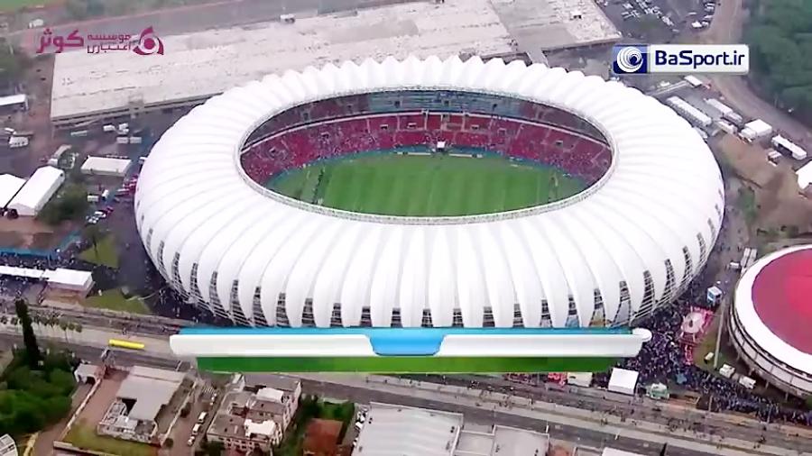 خلاصه بازی نیجریه 2-3 آرژانتین (جام جهانی 2014)