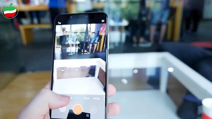 تیزر رسمی Xiaomi MI 8