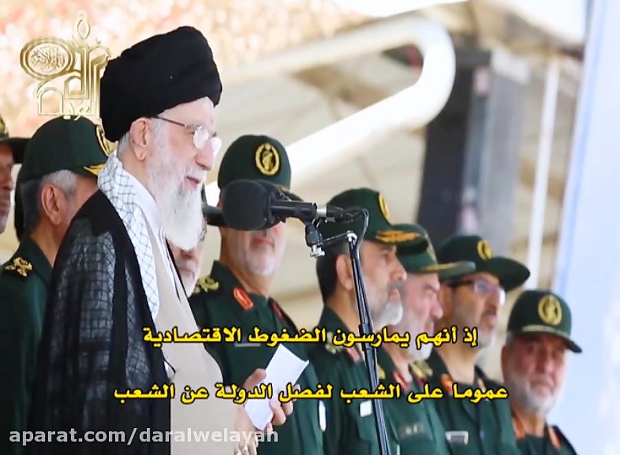 علل دشمنی روز افزون ایران و آمریکا