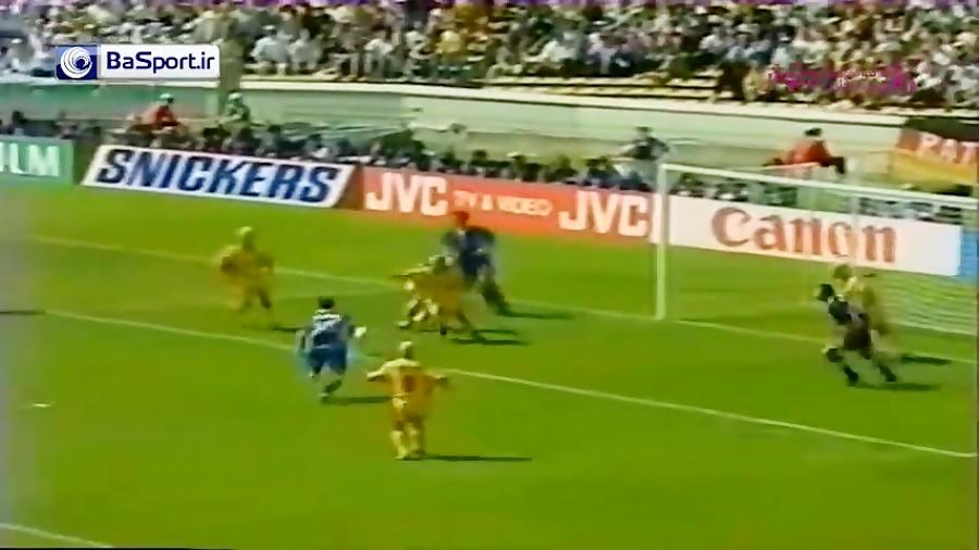 خلاصه بازی کرواسی 1-0 رومانی (جام جهانی 1998)