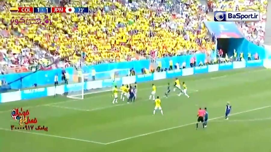 مسیر صعود بلژیک و ژاپن به مرحله 1/8 نهایی جام جهانی