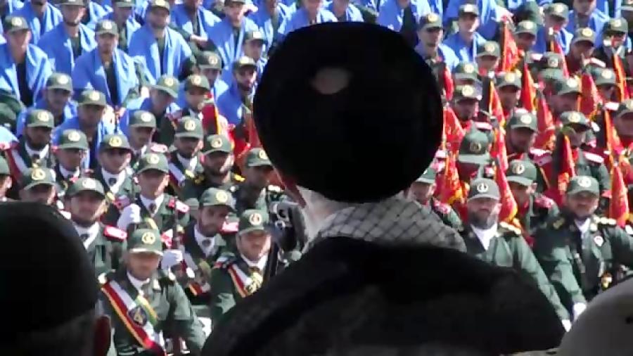 رهبرانقلاب، روز گذشته در دانشگاه امام حسین(ع): بعضی به ما میگویند «آقا، شم