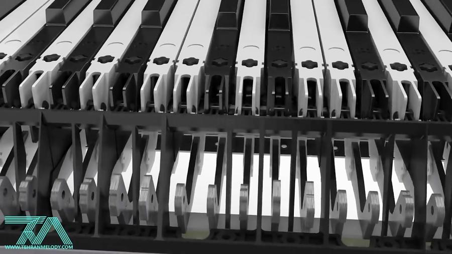معرفی پیانوی دیجیتال Roland سری HP