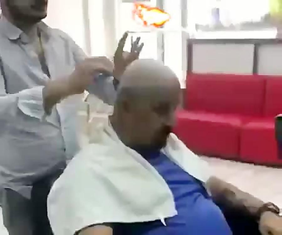 سر بریدن در آرایشگاه