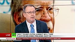 Trump-Putin Finland Summit set for July