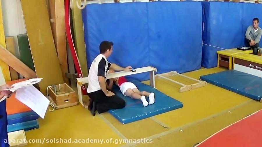 دانلود آهنگ های کورک مویوروم از دمت فیلم: کارگاه آموزش تمرینات پایه ژیمناستیک (قسمت 8) / ویدیو ...