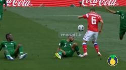 سوپر گل های جام جهانی(1) «دنیس چریشف» به عربستان