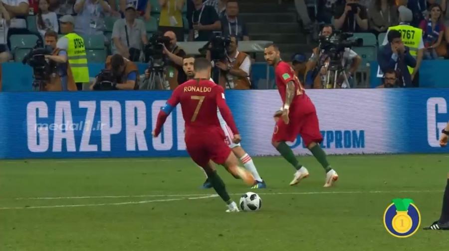سوپرگل های جام جهانی(4) «کریستیانو رونالدو» به اسپانیا
