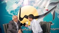 گفتگو با محسن شرکا، بنیانگذار خانه های صنعت در ایران در نمایشگاه صنعت ساختمان
