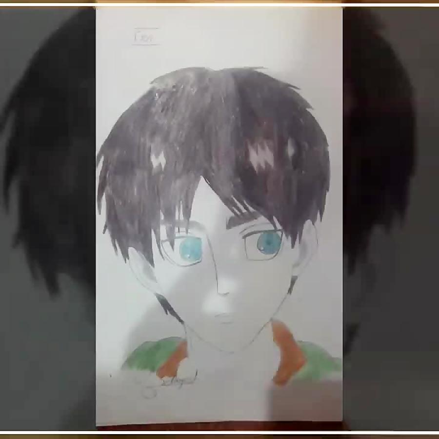 نقاشیم از ارن یاگر