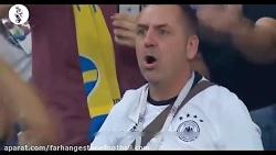 گل های دیدنی در دقایق پایانی تاریخ جام جهانی