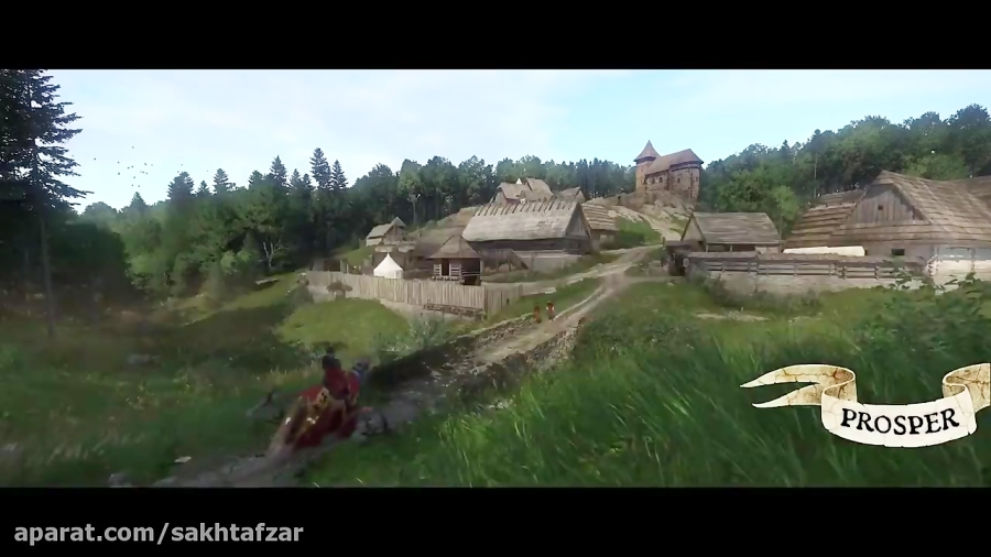 تماشا کنید: DLC جدید بازیKingdom Come: Deliverance