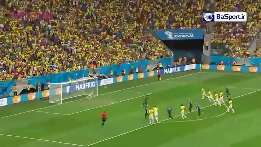 خلاصه بازی هلند 3-0 برزیل (رده بندی 2014)