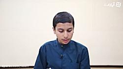 کتاب خوانی نوجوانان مسجد الغدیر