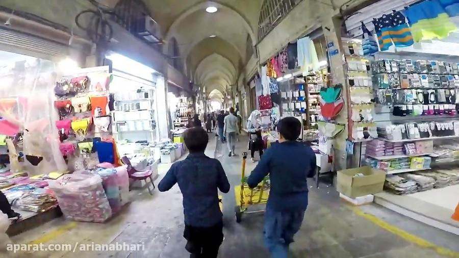 گردشگری توریست ها به مناطق زیبای تهران