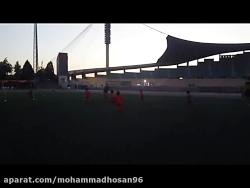 تمرین مدرسه فوتبال پرسپولیس