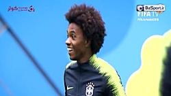 یک چهارم رویایی برزیل - ...
