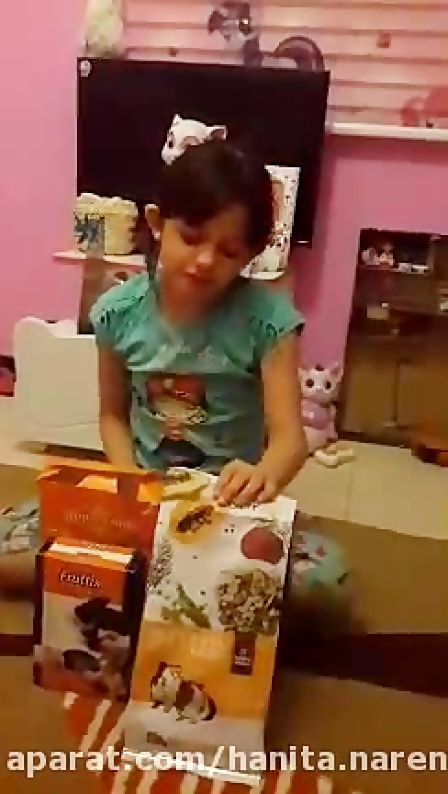 معرفی غذای خوکچه و جوندگان توسط هانیتا