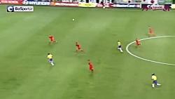 بازی نوستالژی برزیل - ب...