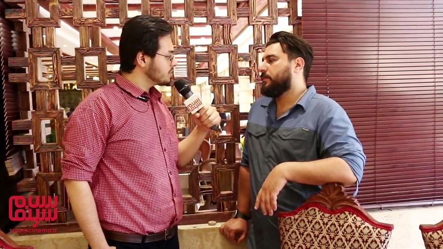 مصاحبه با محسن کیایی درباره سریال «ساخت ایران2»