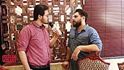 مصاحبه با محسن کیایی در...