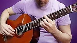 گیتارکلاسیک-خاطرات شیر...