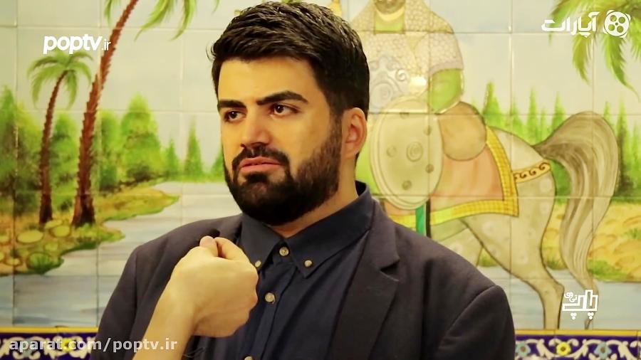 صحبت های احساسی پسر ناصر ملک مطیعی در چهلم پدرش