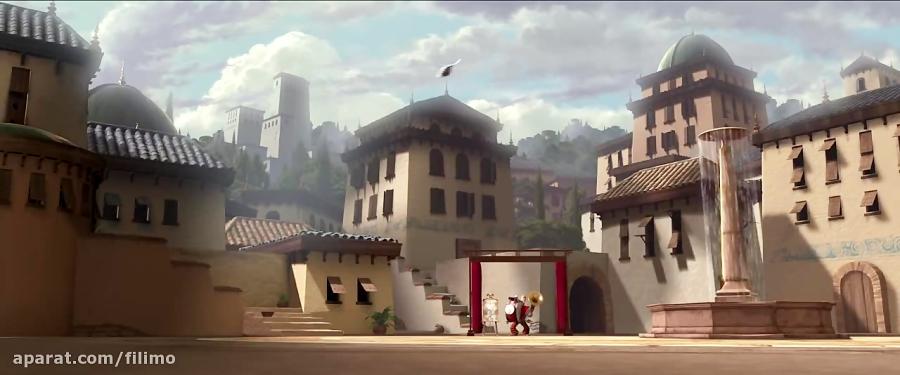 آنونس انیمیشن کوتاه «گروه تک نفره»
